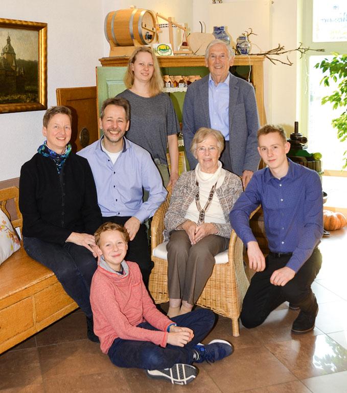 Familie Kochendörfer