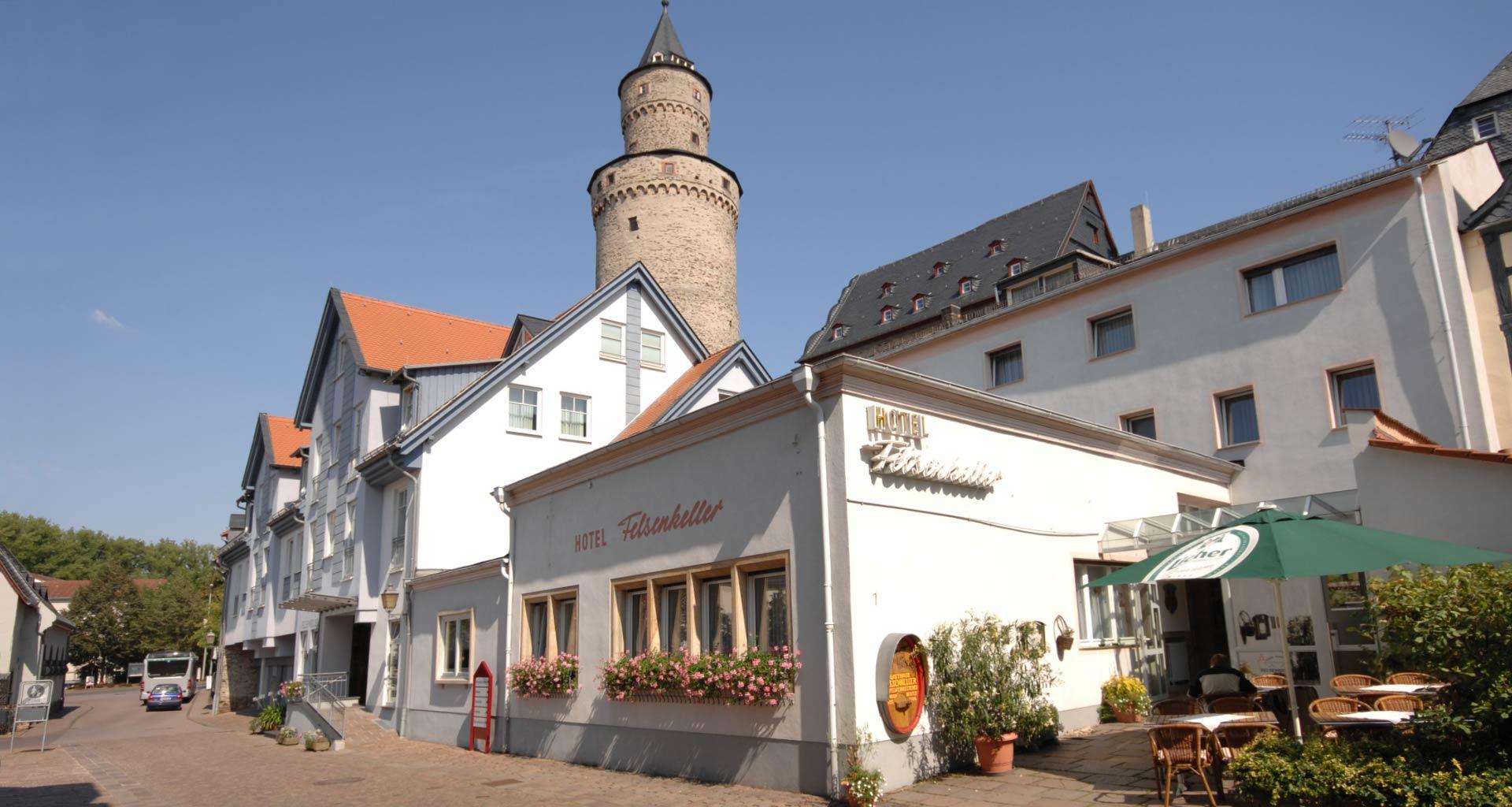 Hotel Zum Felsenkeller De